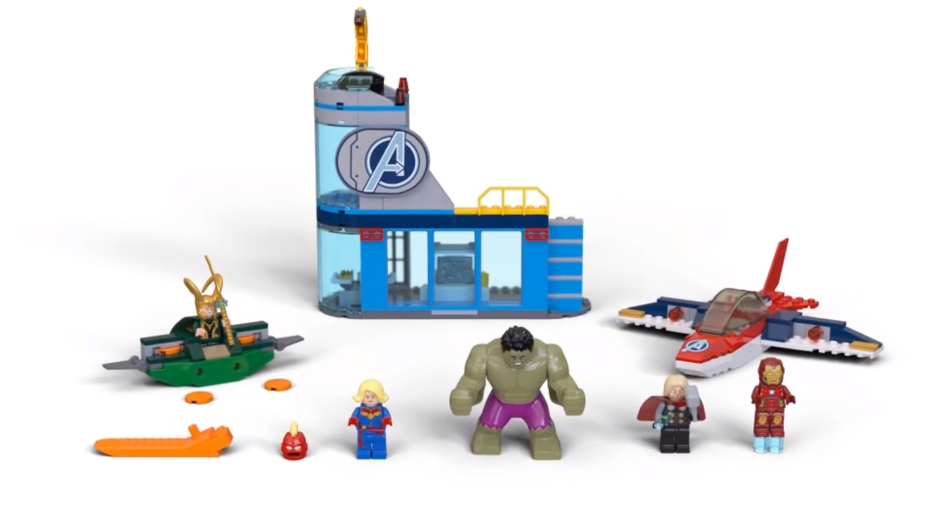 LEGO Marvel Super Heroes Summer 2020 Wrath of Loki 76152 1920x1080