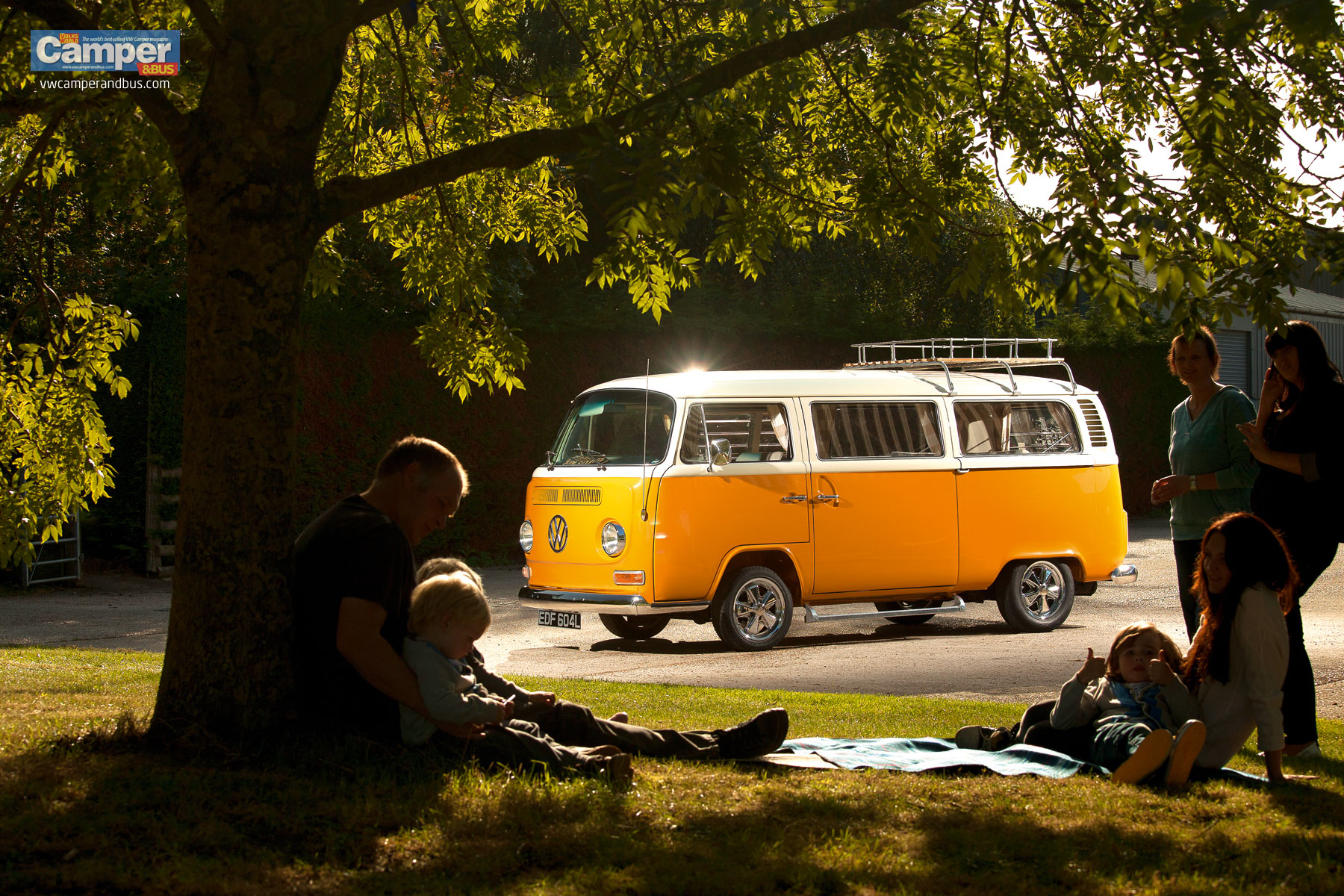 New VW CamperBus wallpaper downloads   VW Camper and Bus 1800x1200