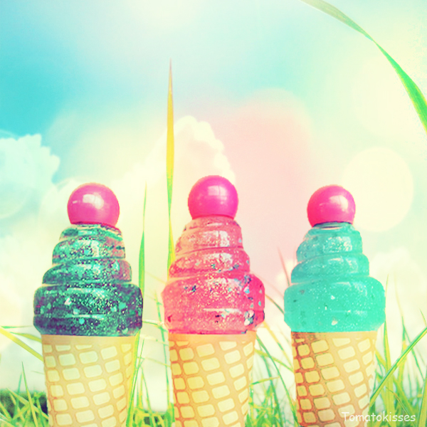 Summer Ice Cream Wallpaper