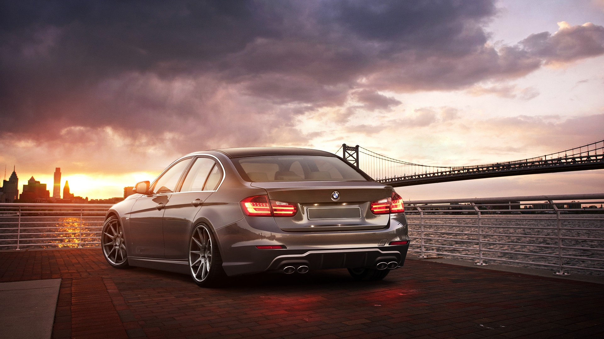Free Download Bmw 3 Series F30 Wallpaper Cars Wallpaper