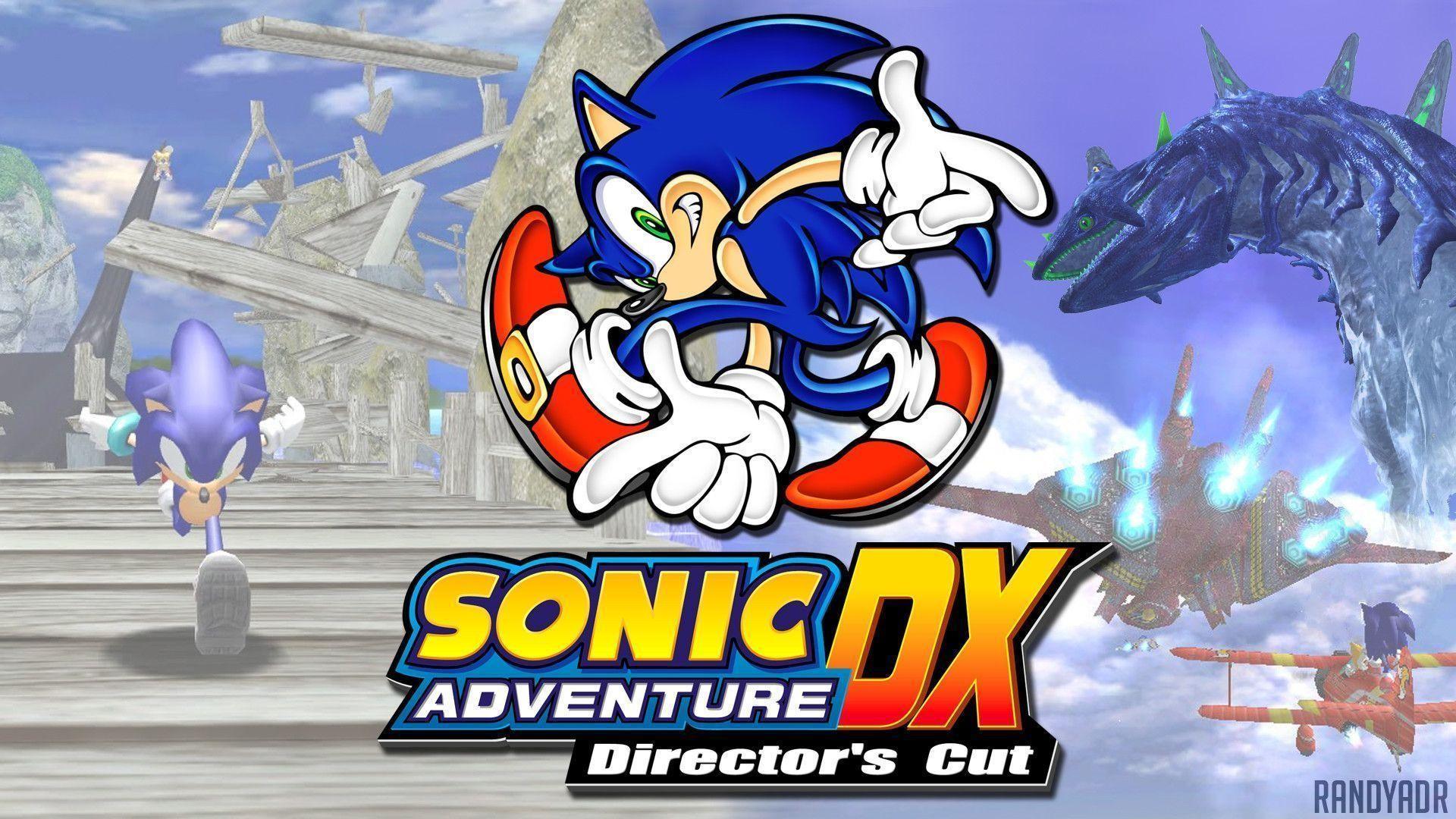 Sonic Adventure Wallpaper 67 images 1920x1080