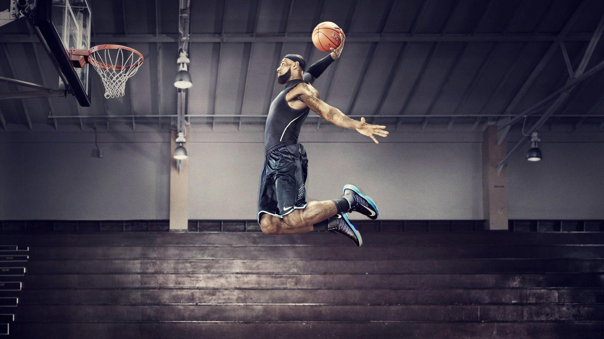 Lebron James Wallpapers Nike 1920x1080