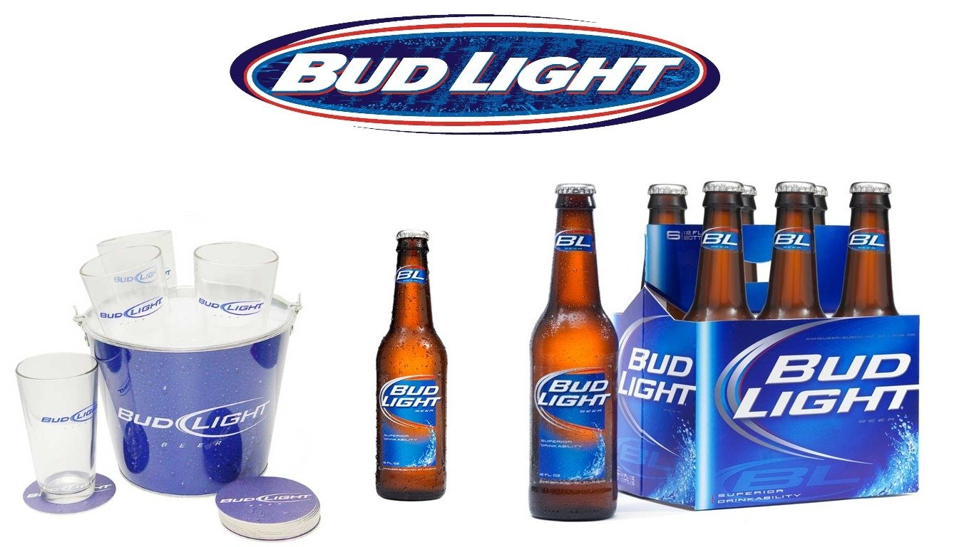 Bud Light Computer Wallpapers Desktop Backgrounds 1366x768