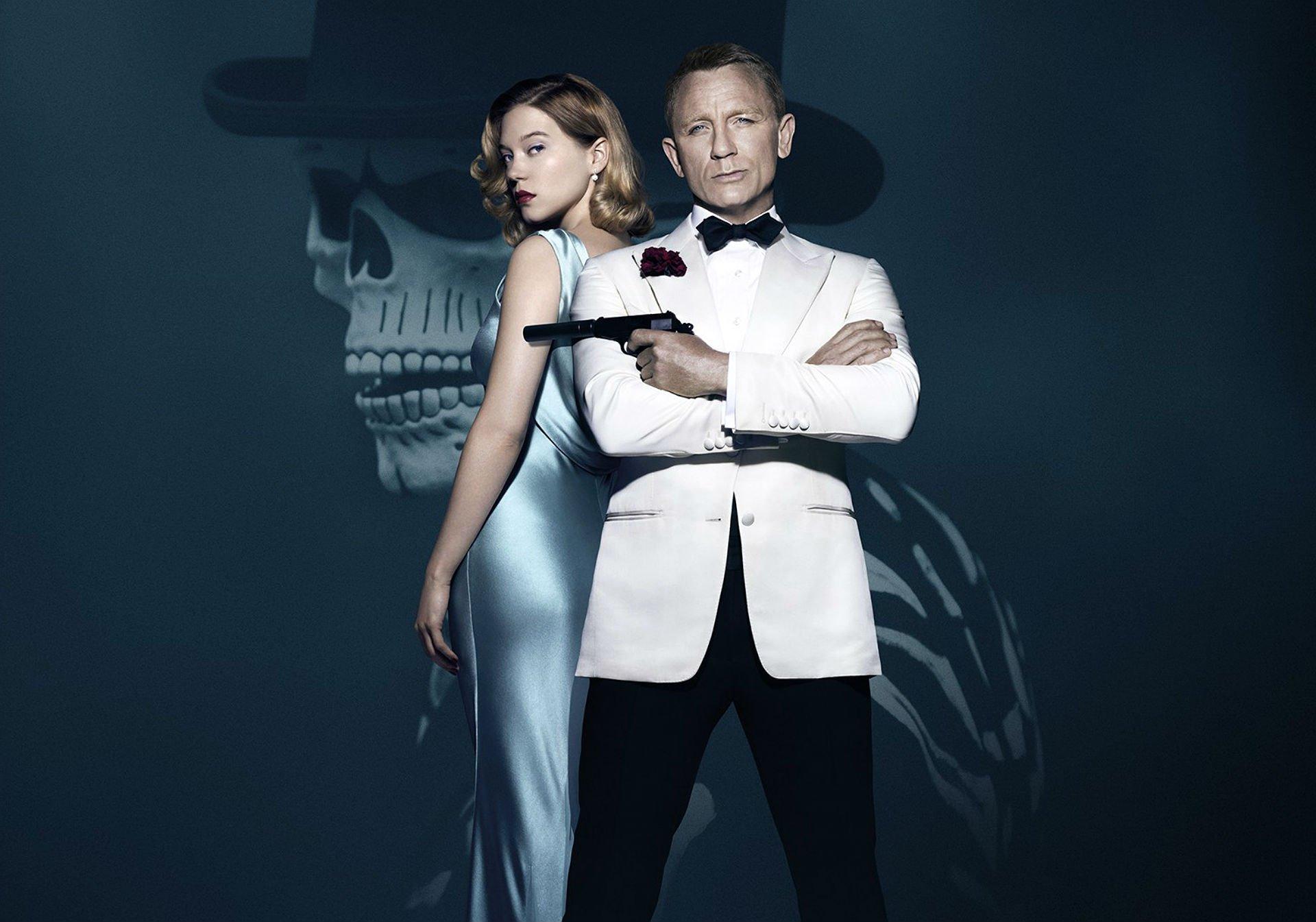 SPECTRE 007 BOND 24 james action 1spectre crime mystery spy thriller 1920x1345