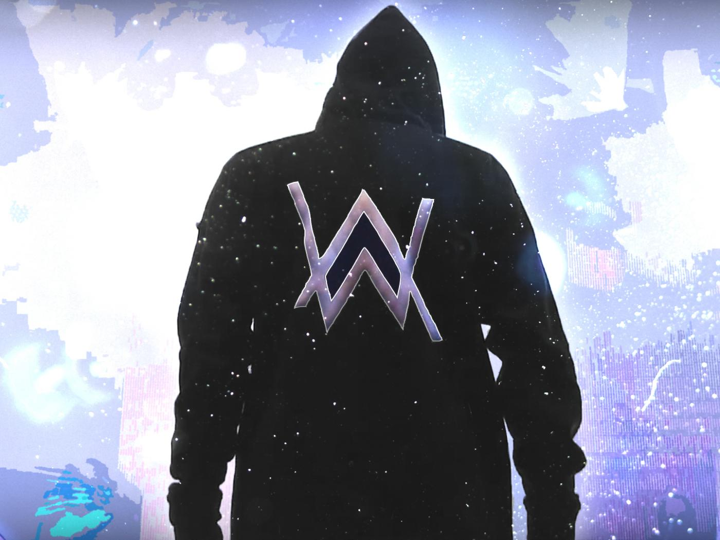 Alan Walker Hoodie Wallpaper in Full HD HD Wallpapers 1400x1050