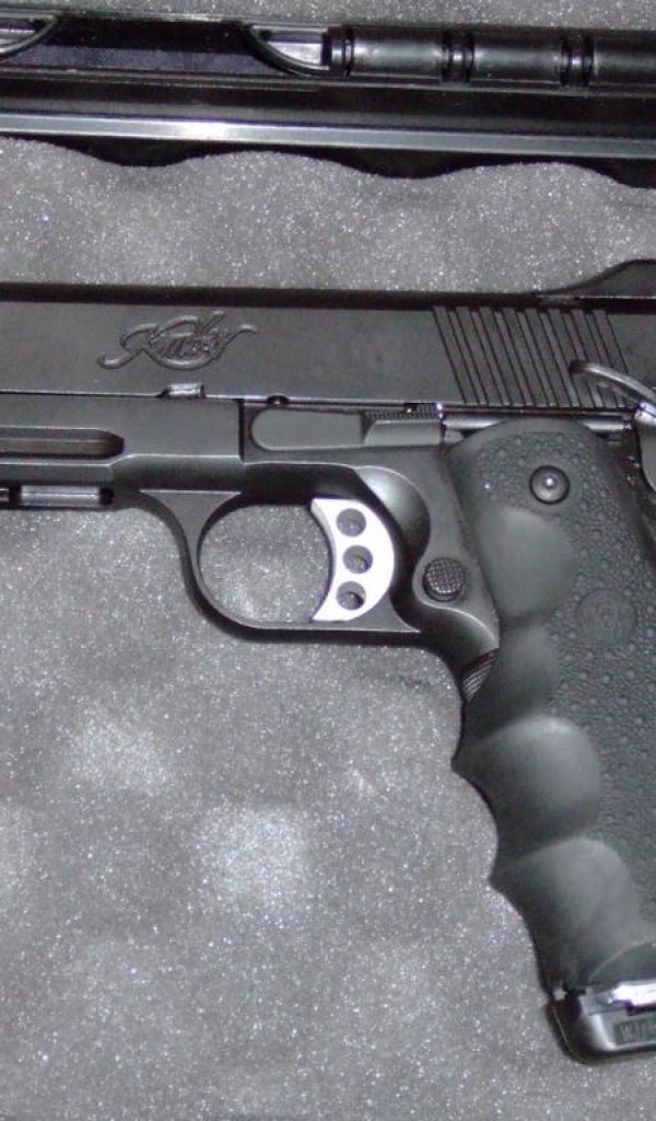 guns weapons kimber 45 1911 HD Wallpaper   General 274383 600x1024