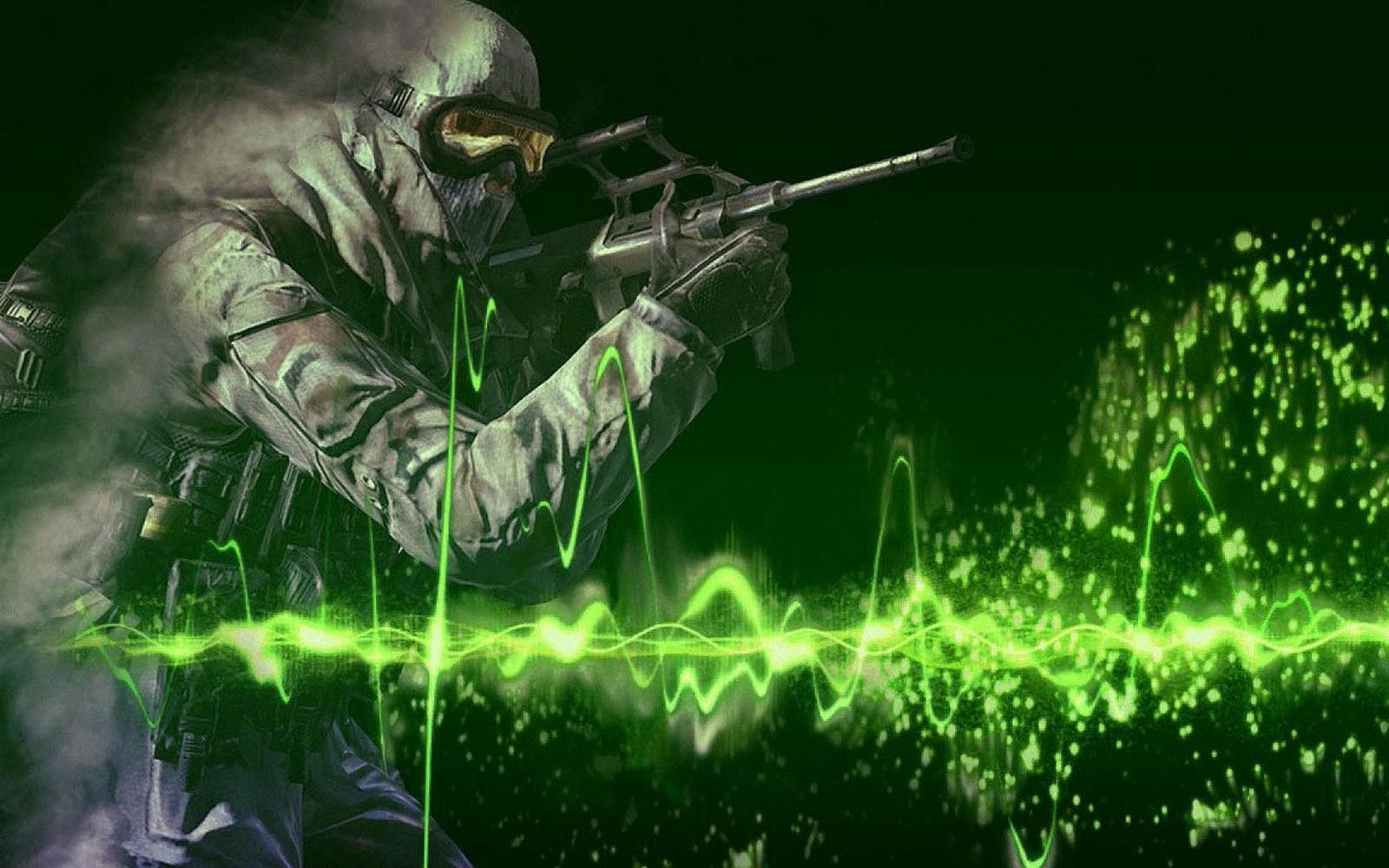 Free download wallpapers Call Of Duty Modern Warfare 3