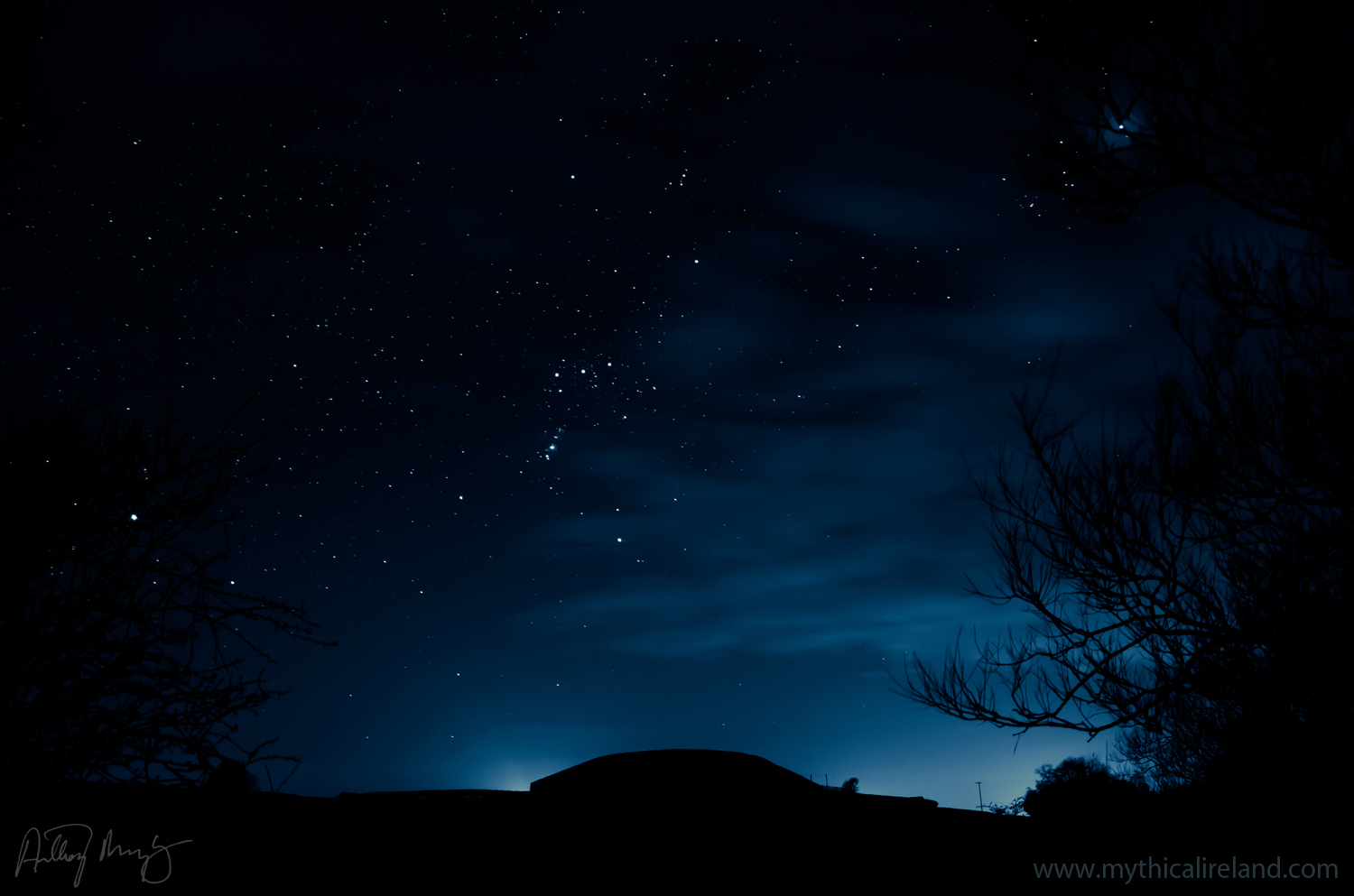 Orion Constellation Wallpaper The constellation orion 1500x993