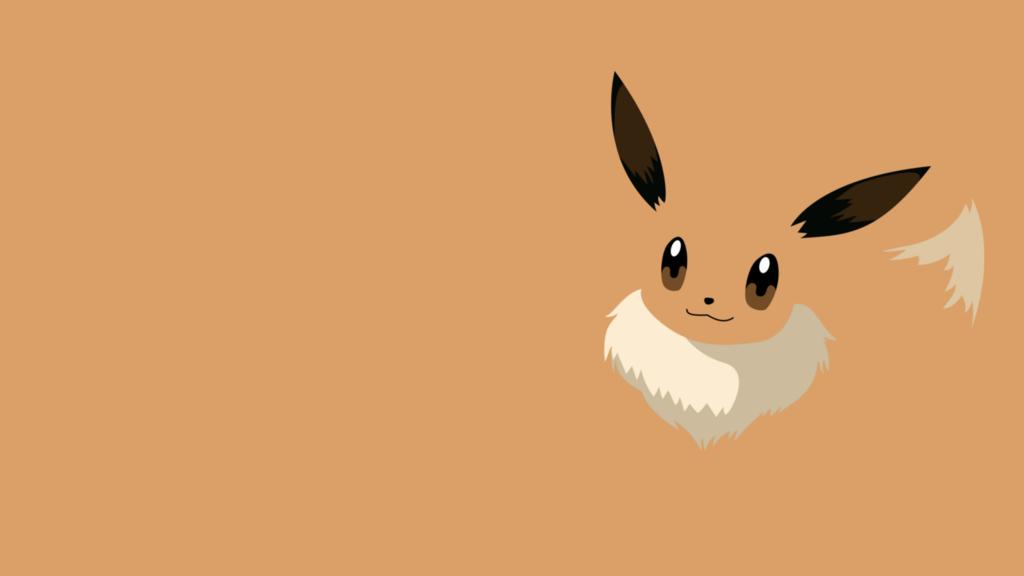 Pokemon Wallpaper   Eevee by kennedyzak 1024x576