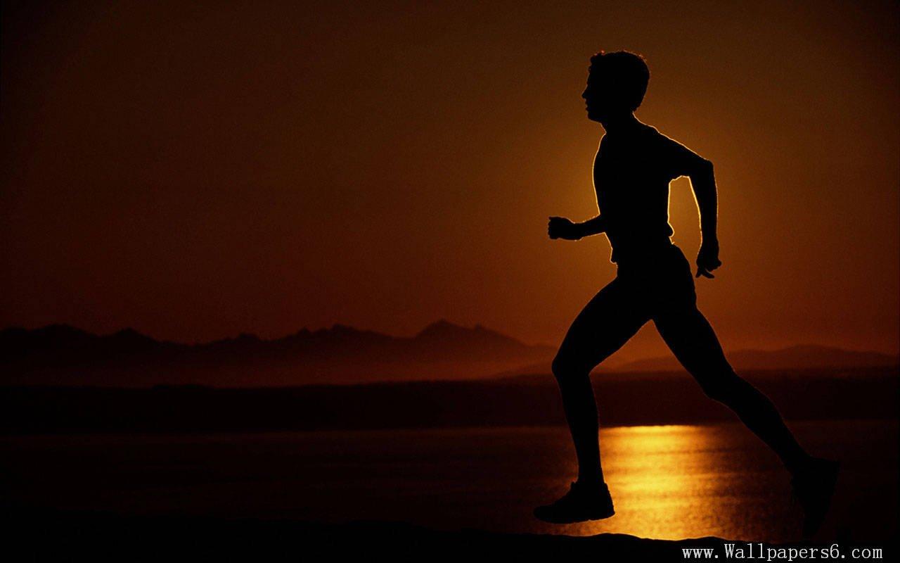Sport Wallpaper Run: Running Man Wallpaper HD
