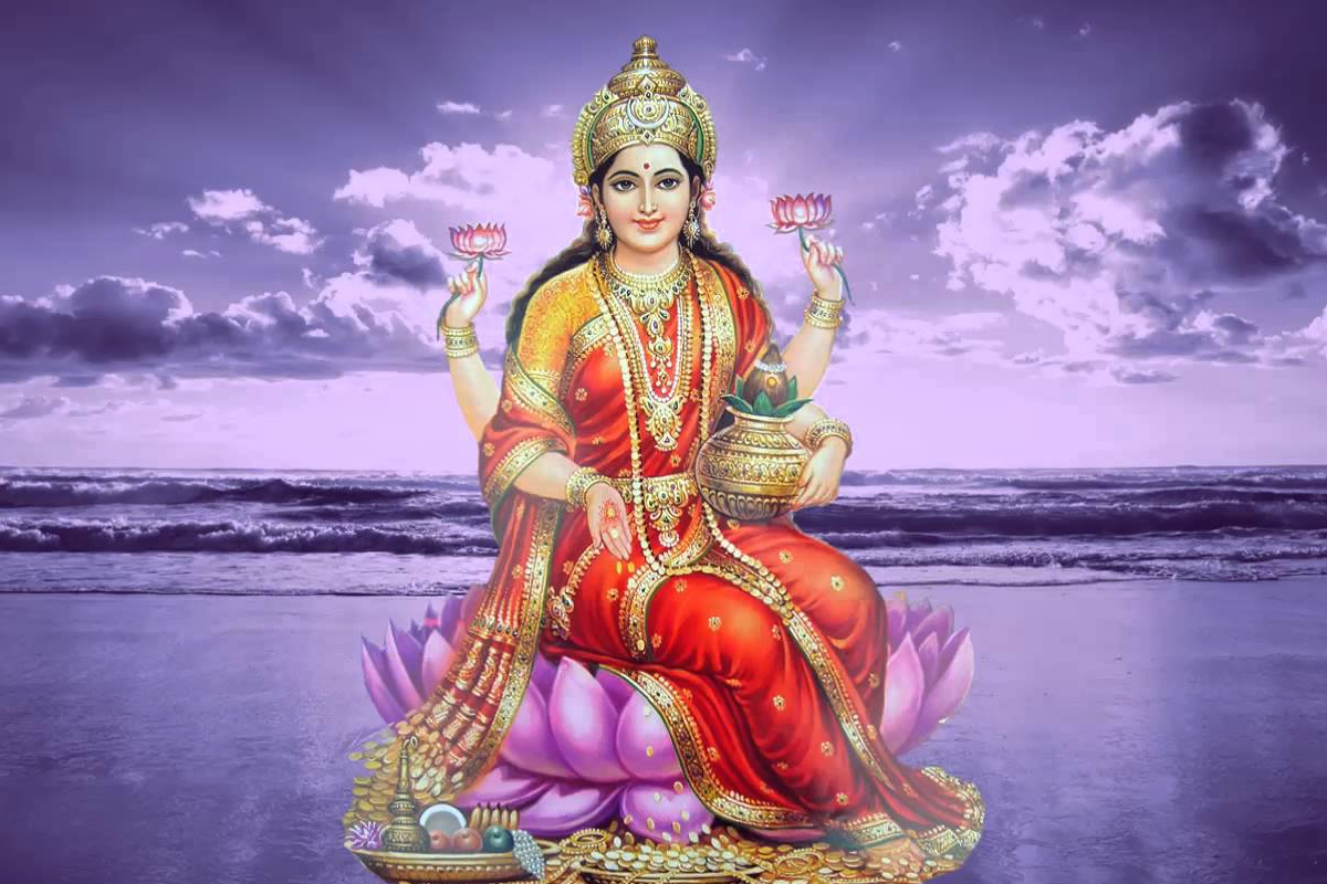 Goddess Laxmi Wallpaper images photos picture download 1200x800