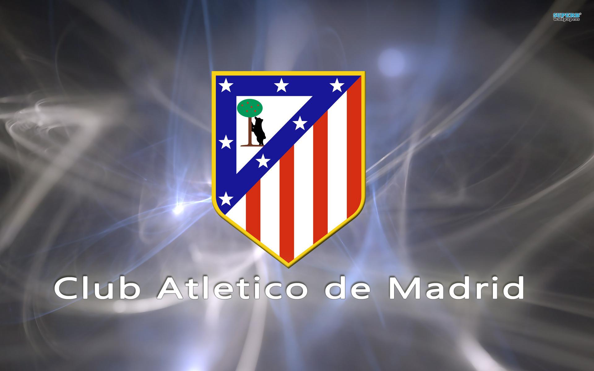 Atletico Madrid Logo Wallpaper HD 1920x1200
