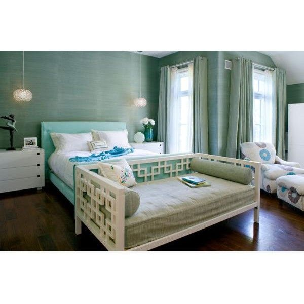 47 Blue Green Grasscloth Wallpaper On Wallpapersafari