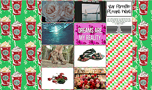 Tumblr Quotes Cute Pixels Themes Christmas Tumblr Backgrounds 500x296