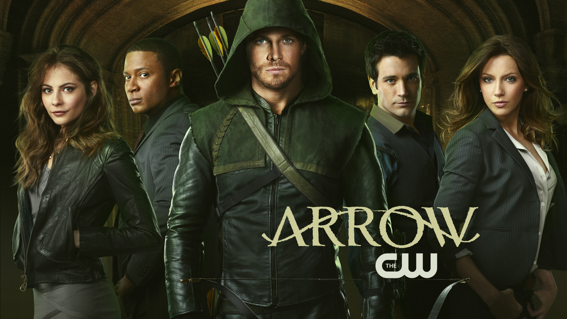 Arrow cw tv show HD wallpapers backgrounds   WallpaperAsk 1920x1080