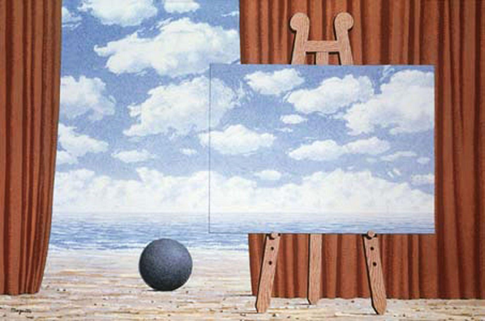 Magritte Wallpapers 1631x1080
