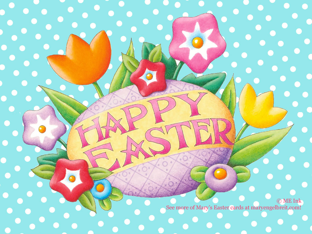 Pics Photos   Cute Happy Easter Wallpaper Cute Happy 1024x768