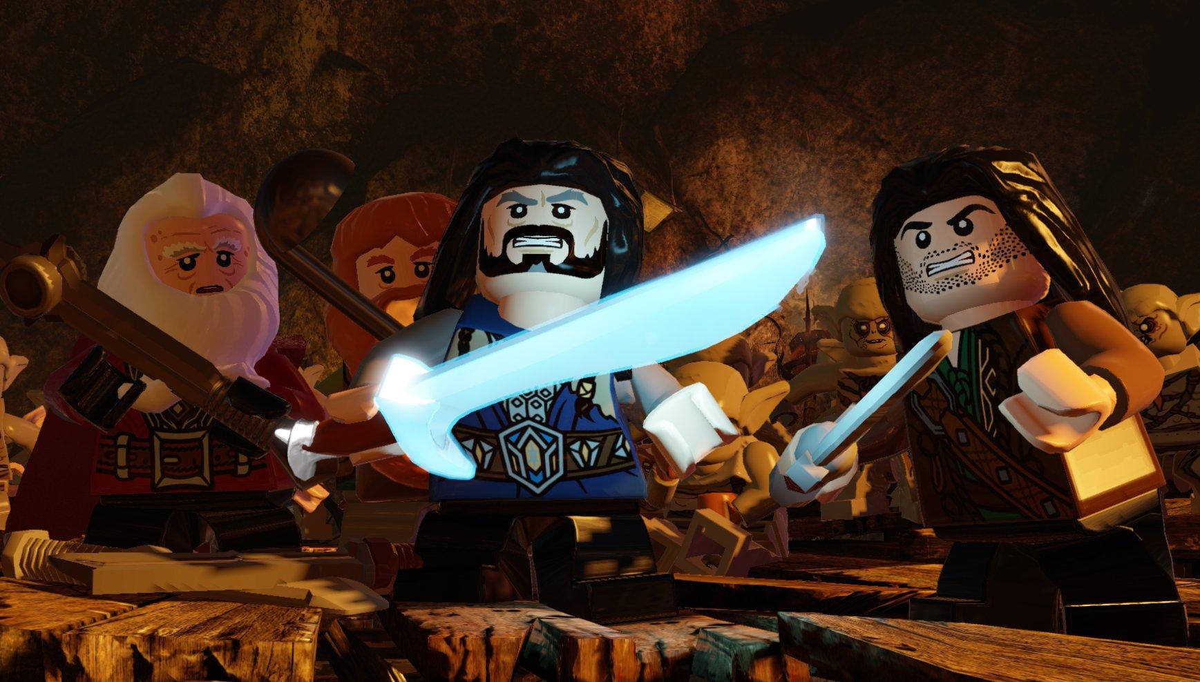 LEGO The Hobbit Game Wallpapers Best Wallpapers FanDownload 1737x988