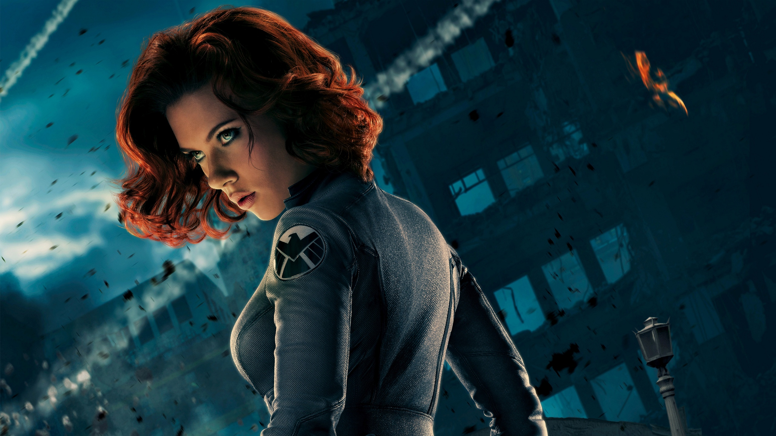 Scarlett Johansson Black Widow 5K Wallpapers | HD Wallpapers