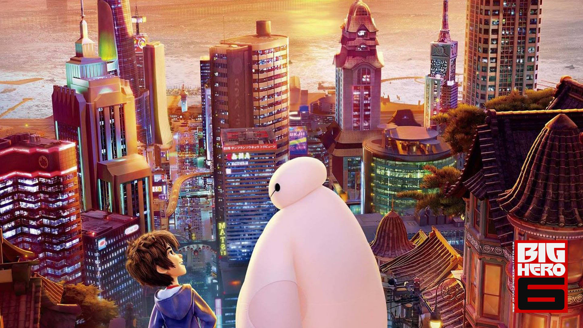 Big Hero 6 Wallpaper - WallpaperSafari