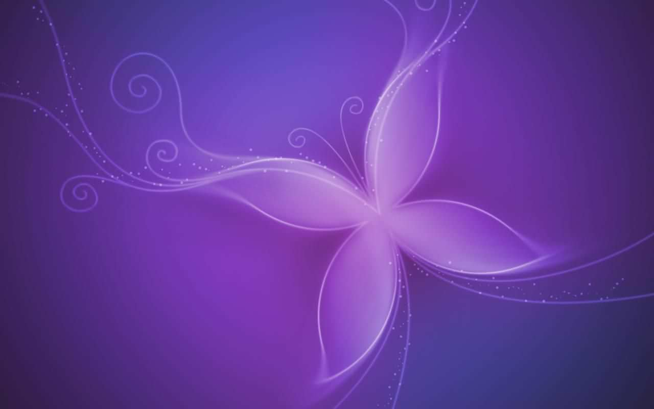 20 Spendid Purple Backgrounds for Download 1280x800