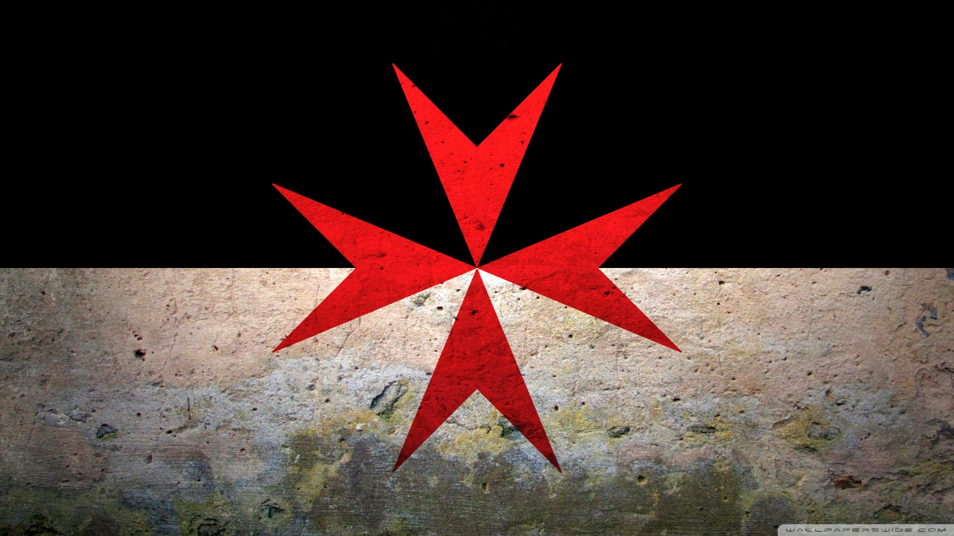 Maltese Cross Wallpaper Wallpapersafari