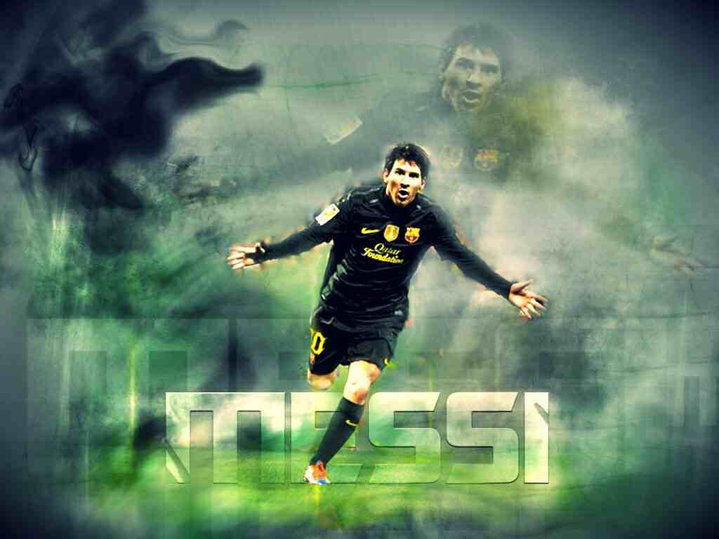 Lionel Messi 2013 Wallpapers FREE WALLPAPERS 1024x768