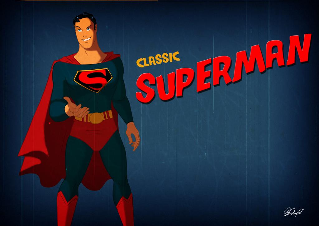 Superman Screensaver by DESPOP 1024x724