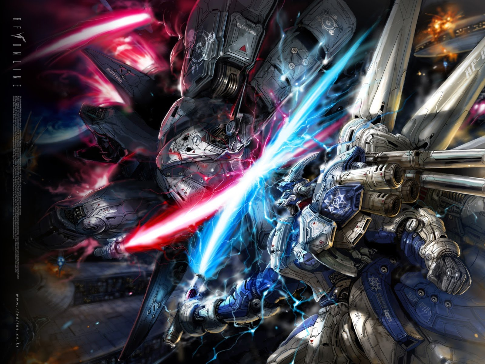 50 anime fighting wallpaper on wallpapersafari - Anime hd wallpapers for pc ...