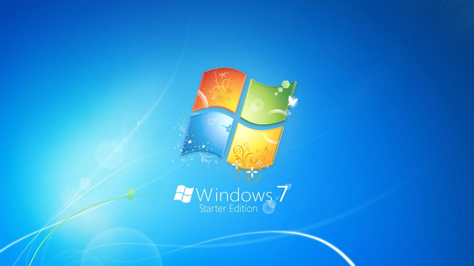 Windows 7 Desktop 1600x900