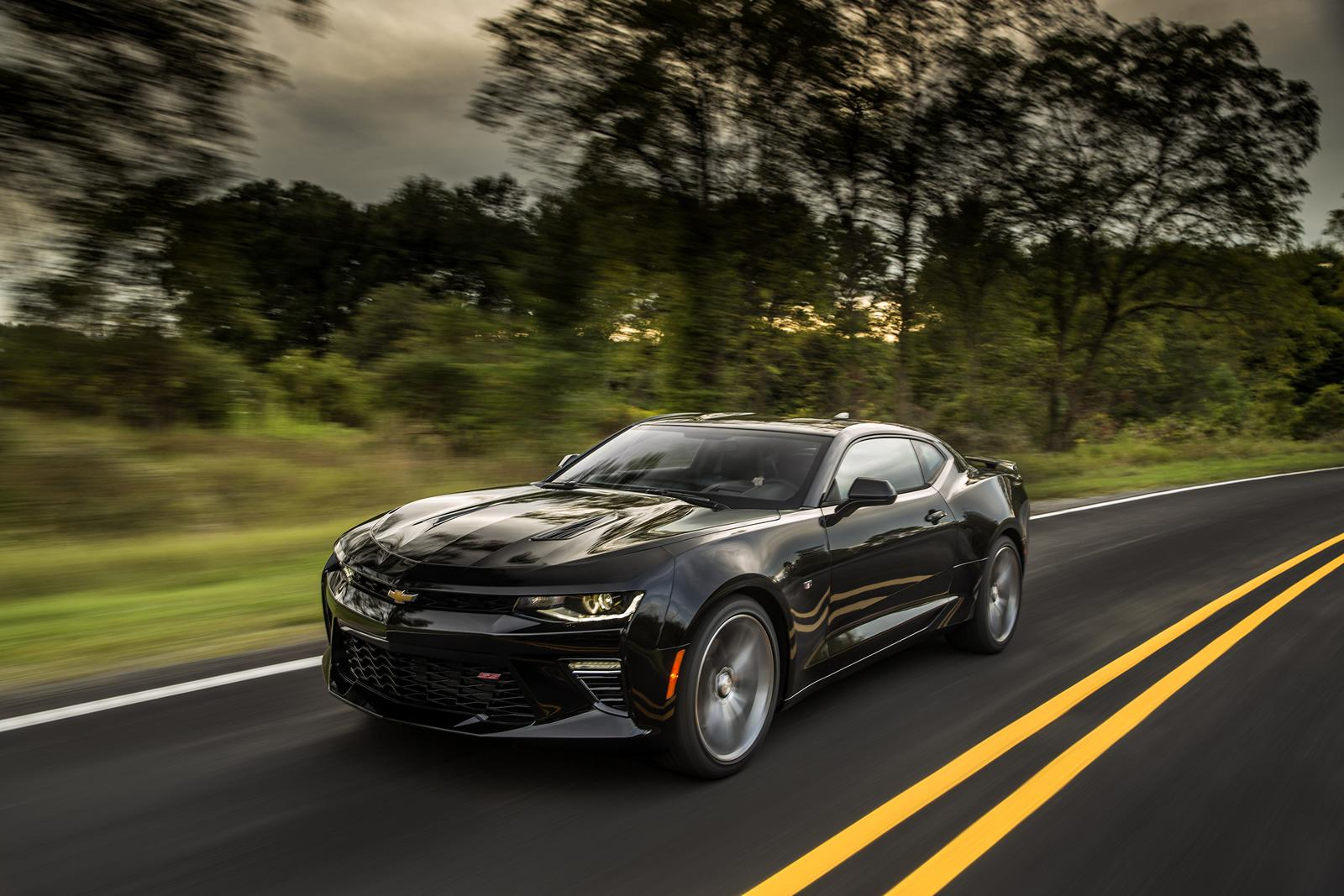 2016 Chevrolet Camaro SS Wallpaper HD Car Wallpapers 1600x1067
