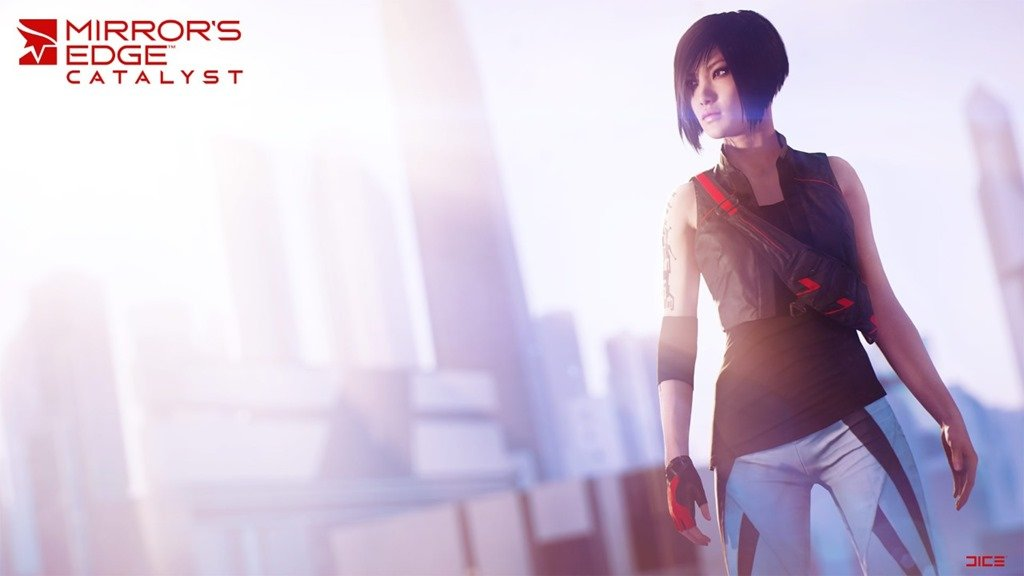 E3 2015 Mirrors Edge Catalyst Release Date and Announcement 1024x576