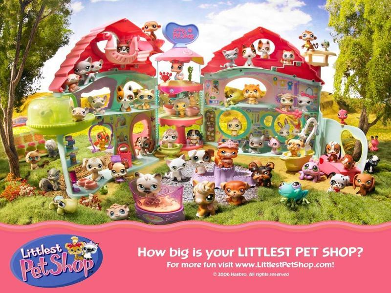 My Top Collection Littlest pet shop wallpaper 2 800x600