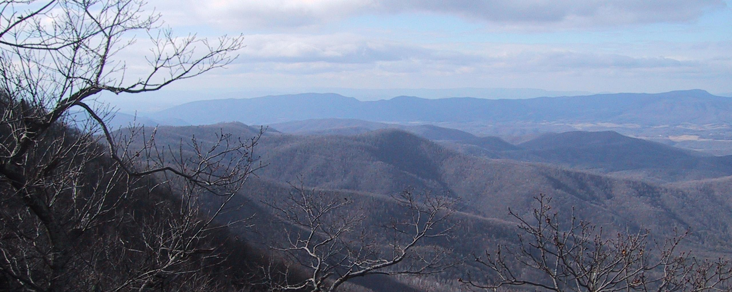 appalachian blue ridge mountains wallpaper - photo #18