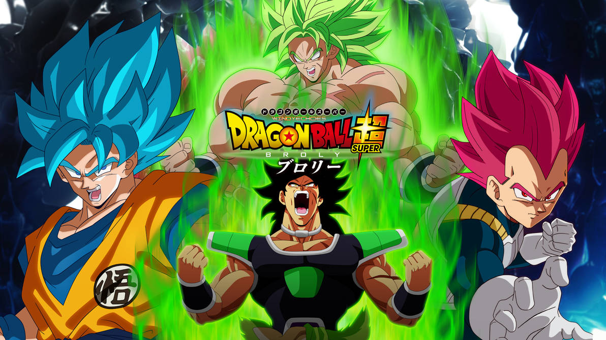 Free Download Best Dragon Ball Super Broly Wallpaper Hd 82921