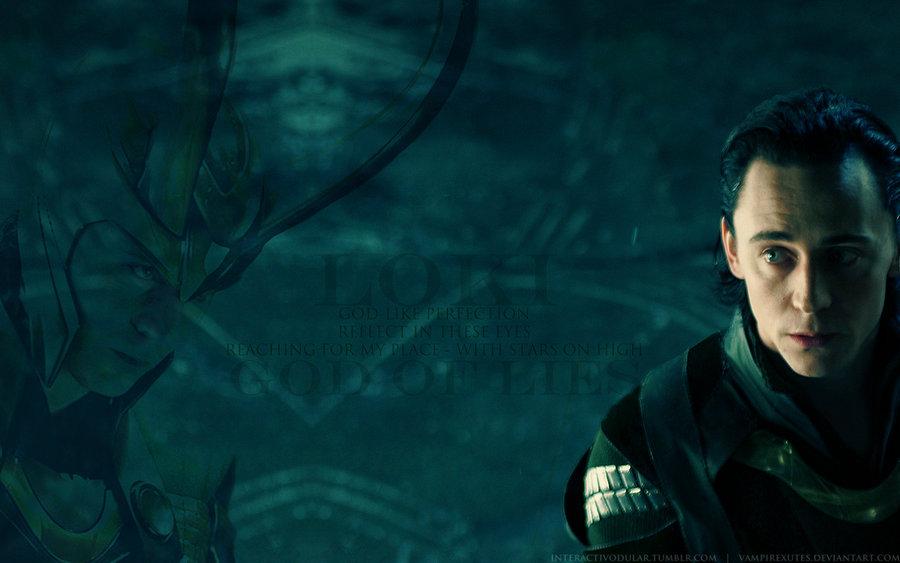 Loki Wallpaper by vampirexutes 900x563