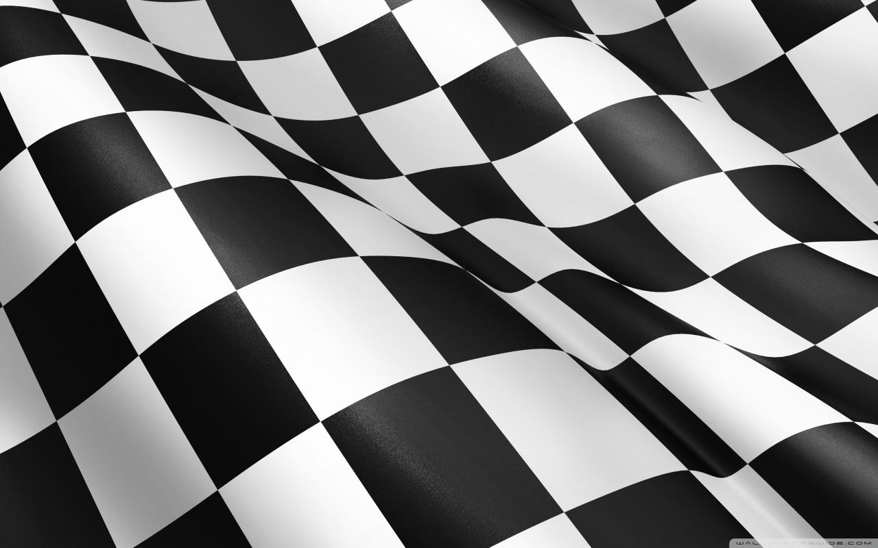 Racing Flag 4K HD Desktop Wallpaper for 4K Ultra HD TV Dual 1280x800