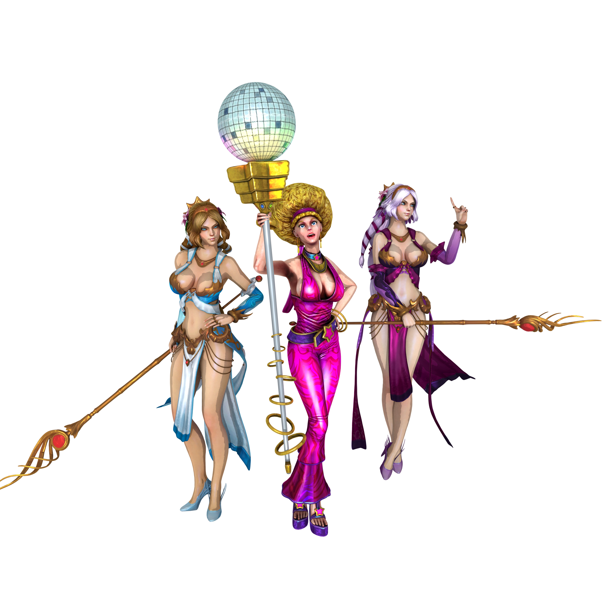 Smite Aphrodite redesign XPS ONLY by lezisell 2000x2000