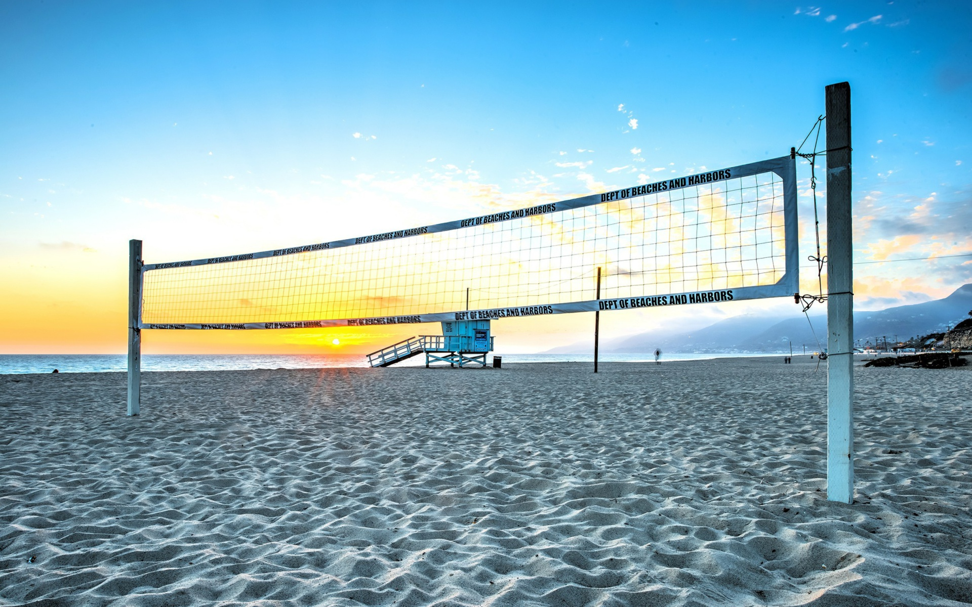 Beach Volleyball Wallpapers and Background Images   stmednet 1920x1200