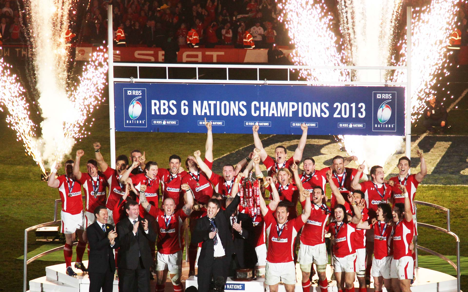 Welsh Rugby Union Mobile Site Fanzone 1920x1200