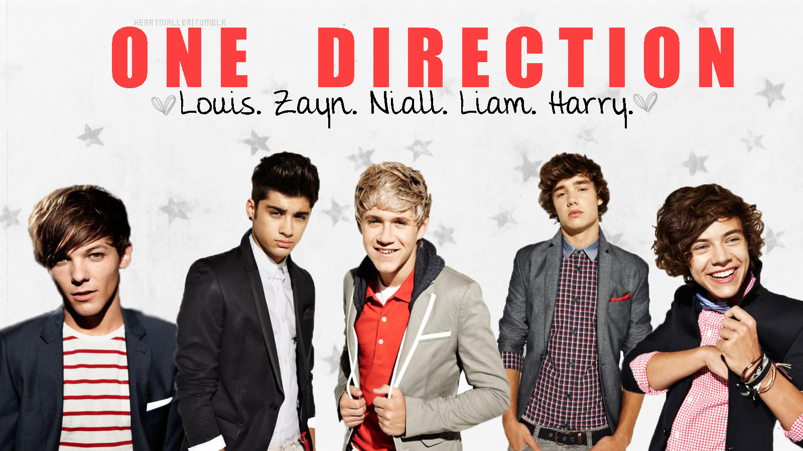 One Direction HD Wallpapers 2013 for Desktop and Iphone 1600x900
