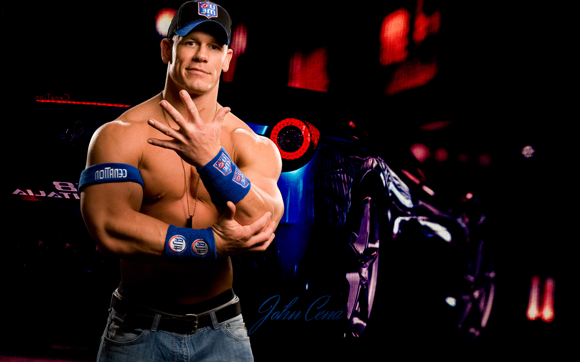 2014 John Cena Wallpaper Android Wallpaper WallpaperLepi 1920x1200