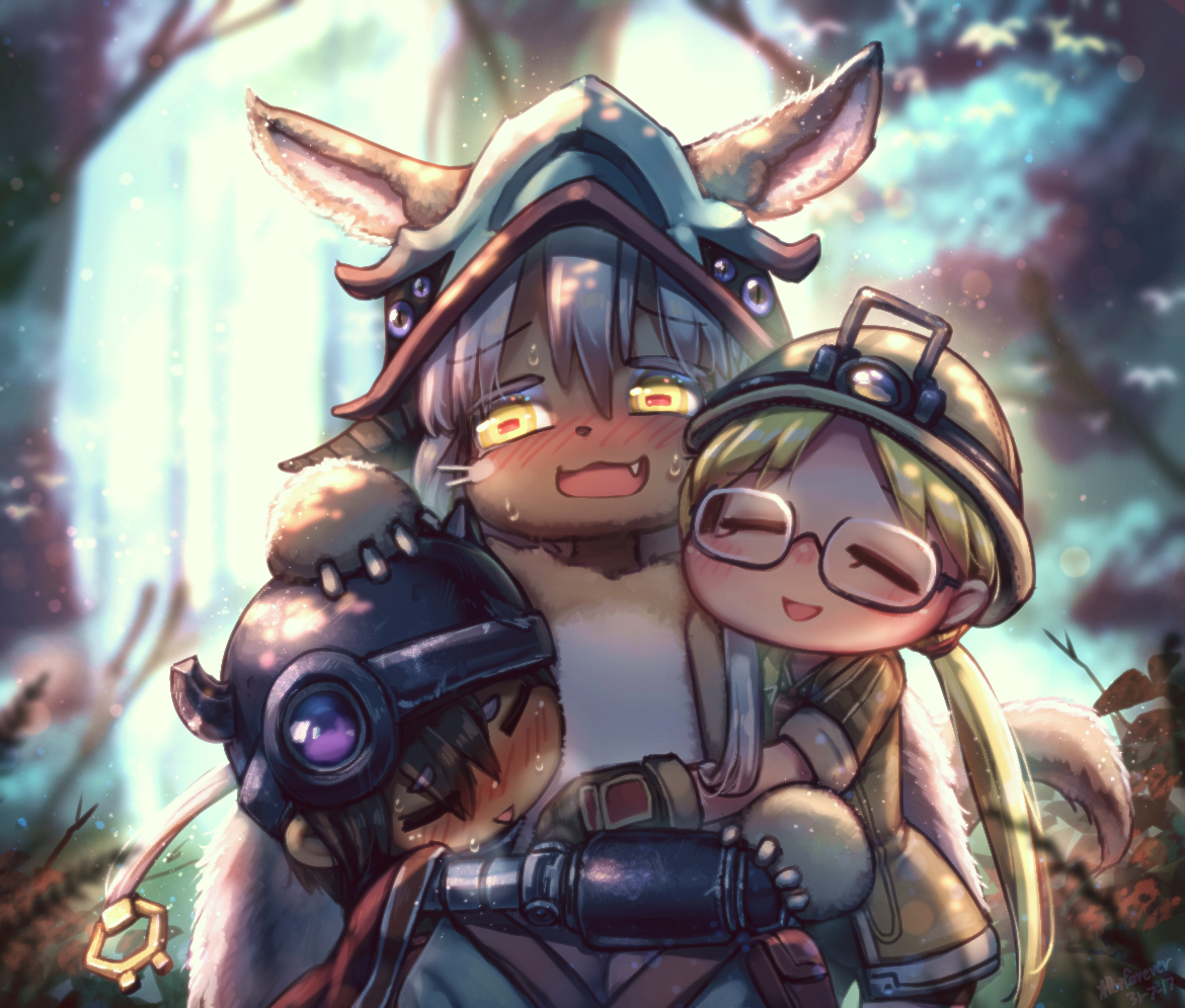 Made in Abyss by Porforever 1170x996