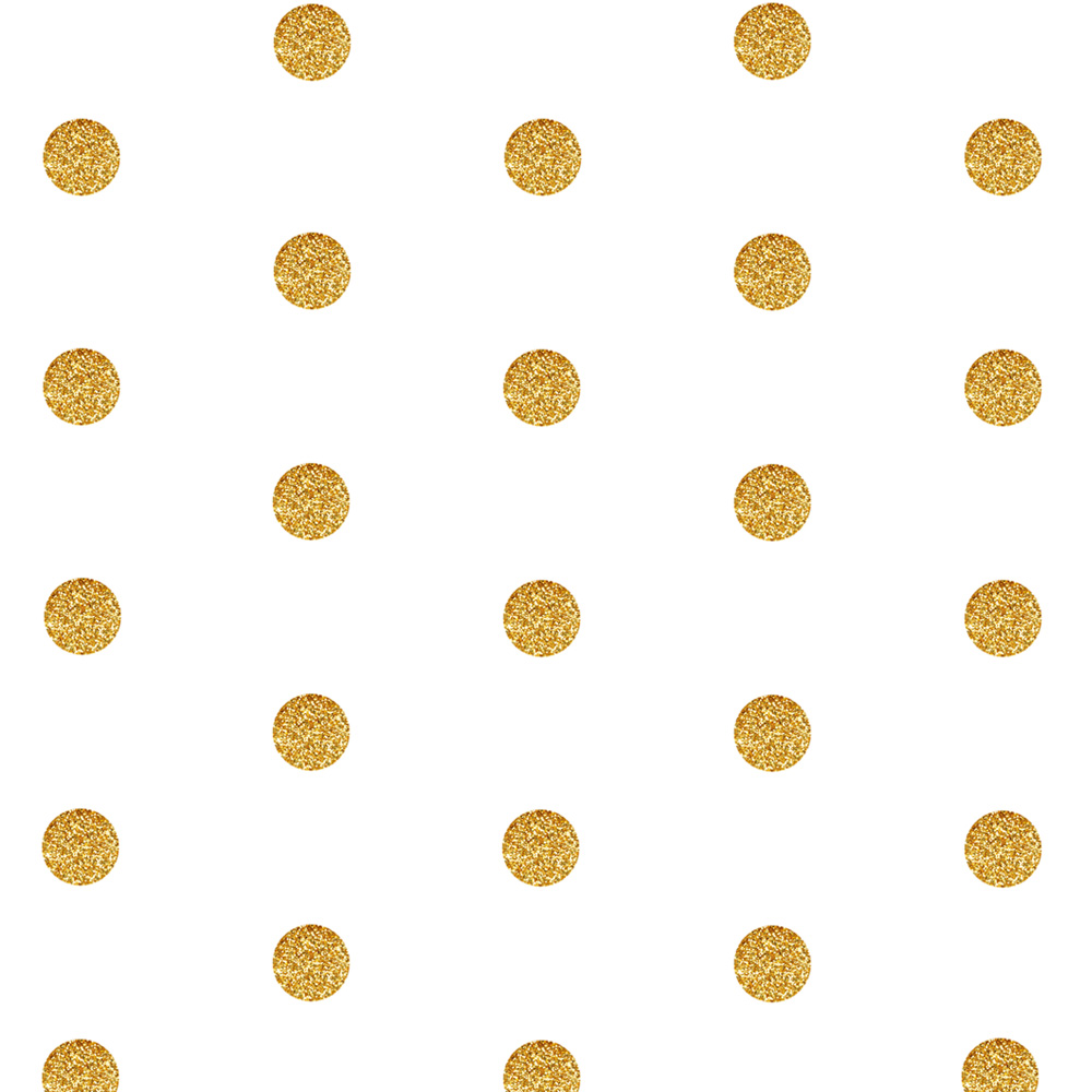 Gold Polka Dot Wallpapers The Art Mad Wallpapers 1000x1000