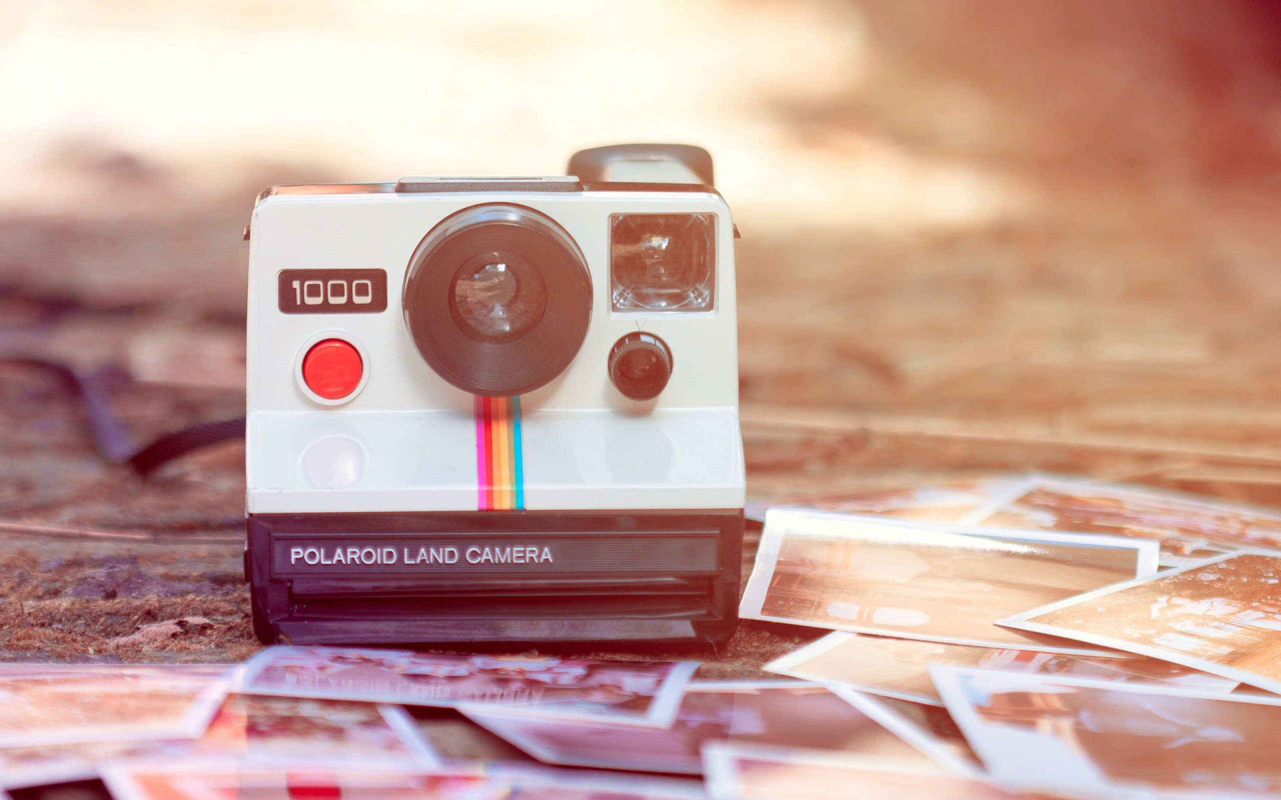 Polaroid Land Camera HD Wallpapers 2560x1600