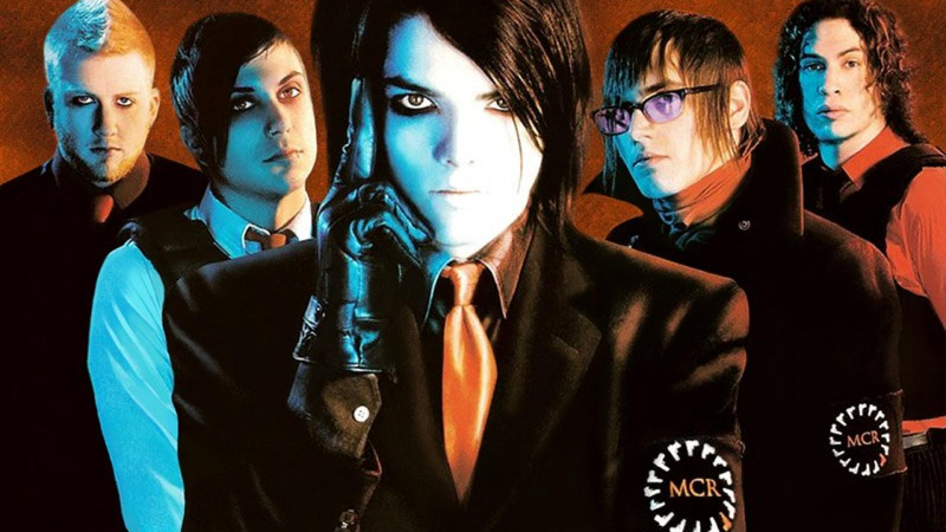 HD My Chemical Romance Wallpapers 1920x1080