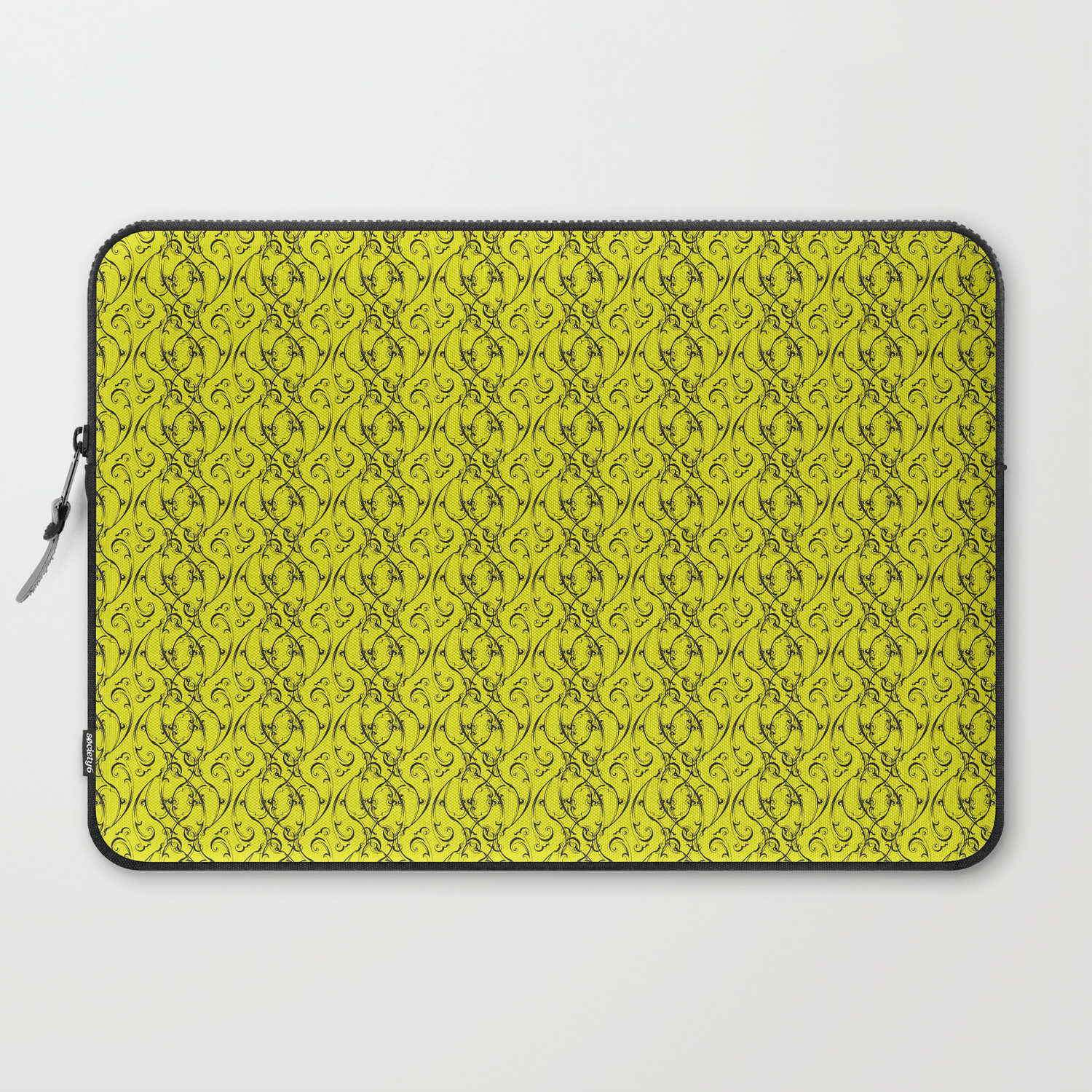 Thats Some Gross Vintage Wallpaper Laptop Sleeve by 1500x1500