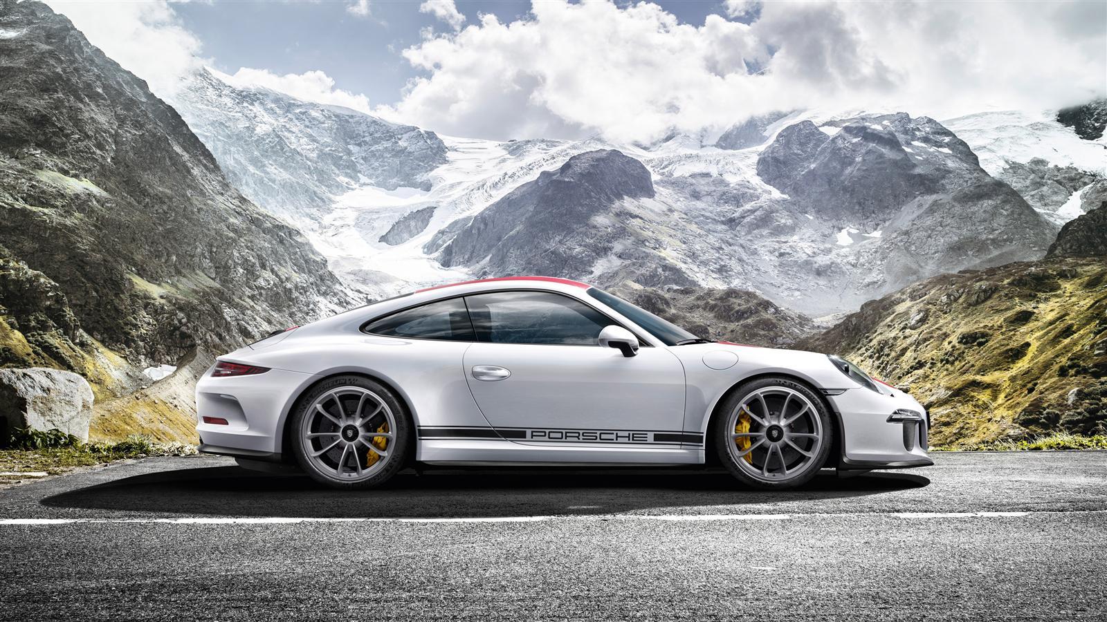 Porsche 911R 2017 Cartype 1600x900