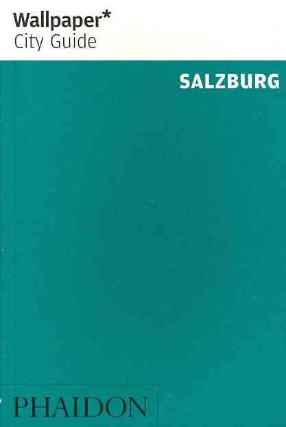 Wallpaper City Guide Salzburg by McCracken Patti [Paperback] from 417x622