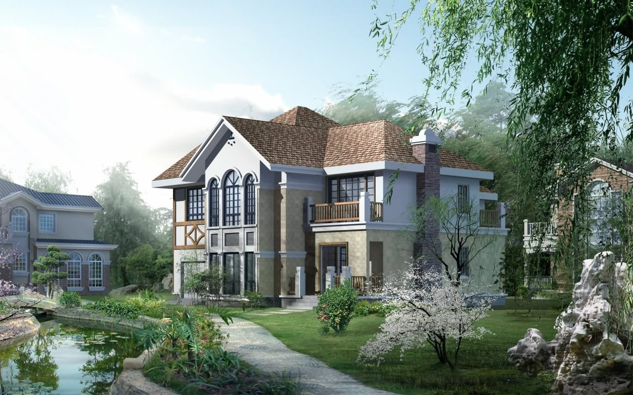 To Download Dream Houses wallpaper click on full size and then right 1280x800